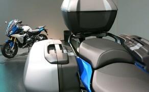 BMW R 1200 RS Vorstellung München Bild 14