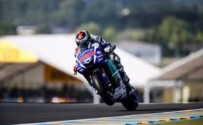 MotoGP Le Mans 2015 Bild 1 Der ehrgeizige Spanier hat es erneut geschafft - Jorge Lorenzo gewinnt den MotoGP-Lauf in Frankreich!