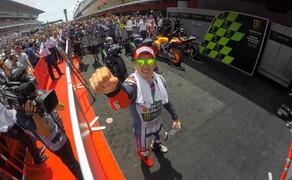 MotoGP Barcelona 2015 Bild 12