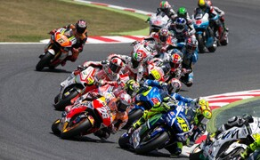 MotoGP Barcelona 2015 Bild 3