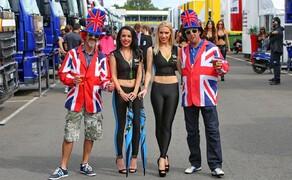 MotoGP Silverstone 2015 Bild 19