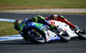 MotoGP Phillip Island Bild 1