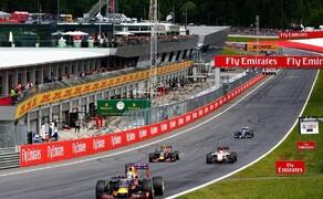 Formel-1-Spektakel mit einmaligen Erlebnissen in Spielberg Bild 1