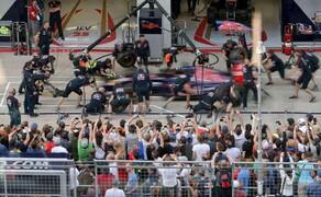 Formel-1-Spektakel mit einmaligen Erlebnissen in Spielberg Bild 6