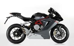 10 Motorräder mit niedriger Sitzhöhe 2016 Bild 2 Platz 9: MV Agusta F3 675, 805 mm Der niedrigste Supersportler