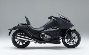 10 Motorräder mit niedriger Sitzhöhe 2016 Bild 15 Platz 1: Honda NM4 Vultus, 650 mm Nach der CTX700N bringt es die NM4 Vultus auf einen absoluten Tiefpunkt - natürlich in Sachen Sitzhöhe!