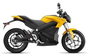 10 Motorräder mit niedriger Sitzhöhe 2016 Bild 1 Platz 10: Zero S, 807 mm Das niedrigste Elektro-Motorrad.