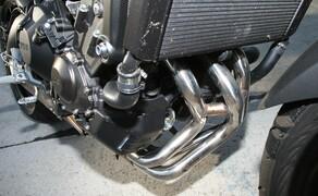 Yamaha MT-09 Rennstrecke 2016 - Action, Stunt, Detail Bild 14