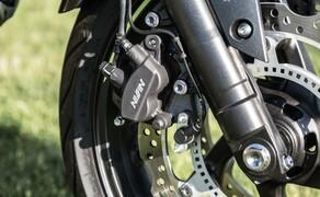 Honda CB650F Details und Eindrücke vom Pannonia Ring Bild 6