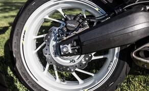 Honda CB650F Details und Eindrücke vom Pannonia Ring Bild 5