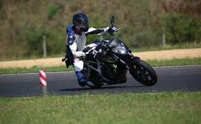 Honda CB650F Details und Eindrücke vom Pannonia Ring Bild 3