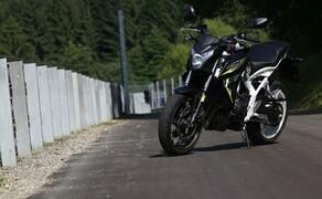 Honda CB650F Details und Eindrücke vom Pannonia Ring Bild 12