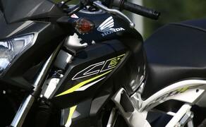 Honda CB650F Details und Eindrücke vom Pannonia Ring Bild 13