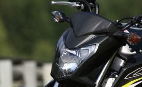 Honda CB650F Details und Eindrücke vom Pannonia Ring Bild 14