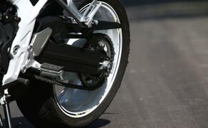 Honda CB650F Details und Eindrücke vom Pannonia Ring Bild 15