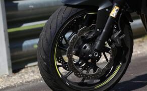Honda CB650F Details und Eindrücke vom Pannonia Ring Bild 16