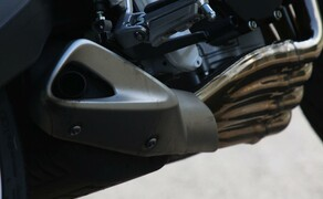 Honda CB650F Details und Eindrücke vom Pannonia Ring Bild 18