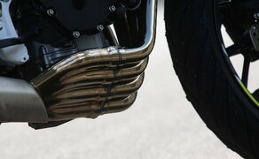 Honda CB650F Details und Eindrücke vom Pannonia Ring Bild 19