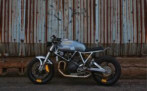 Ducati 900SS by Cafe Twin Bild 1