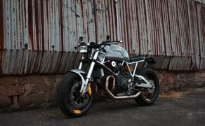 Ducati 900SS by Cafe Twin Bild 2