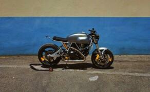 Ducati 900SS by Cafe Twin Bild 6