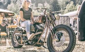 Frauen motorradtreffen 2020