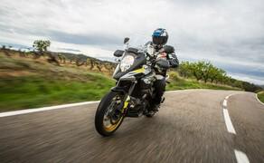 Suzuki V-Strom 1000 ABS 2017 Bild 4