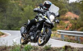 Suzuki V-Strom 1000 ABS 2017 Bild 18