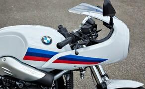 BMW R nineT Racer 2017 Bild 13