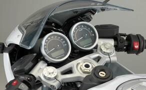 BMW R nineT Racer 2017 Bild 14 ASC (Automatische Stabilitätskontrolle) als Sonderausstattung ab Werk