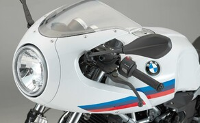 BMW R nineT Racer 2017 Bild 12
