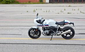 BMW R nineT Racer 2017 Bild 11 Modular aufgebauter Rahmen mit Spielraum für das Customizing und damit die Individualisierung nach dem persönlichen Geschmack