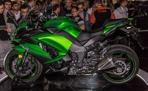 Kawasaki Neuheiten 2017 Bild 9
