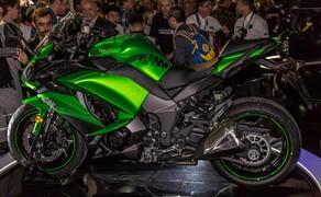 Kawasaki Neuheiten 2017 Bild 10