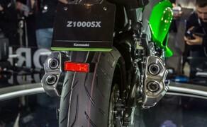Kawasaki Neuheiten 2017 Bild 11