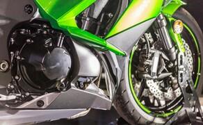 Kawasaki Neuheiten 2017 Bild 16