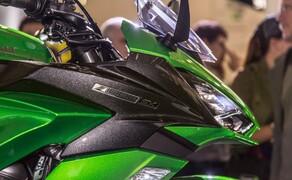 Kawasaki Neuheiten 2017 Bild 18