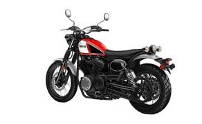 Yamaha SCR950 Scrambler Bild 7