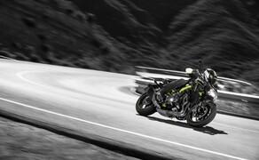 Kawasaki Z900 2017 Bild 9