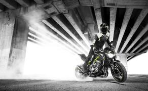 Kawasaki Z900 2017 Bild 10