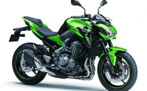 Kawasaki Z900 2017 Bild 16