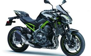 Kawasaki Z900 2017 Bild 20