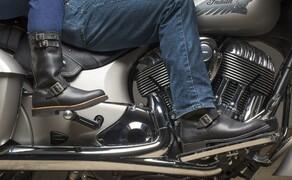 Indian Motorradstiefel - Boots 2017 Bild 5
