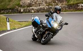 BMW Motorrad Test-Camp Neue Modelle Bild 1 K1600GT