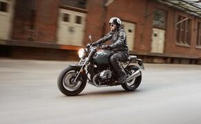BMW Motorrad Test-Camp Neue Modelle Bild 3 RnineTPure