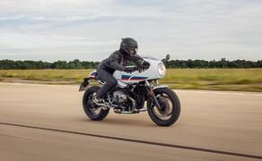 BMW Motorrad Test-Camp Neue Modelle Bild 5 RnineTRacer
