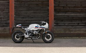 BMW Motorrad Test-Camp Neue Modelle Bild 6 RnineTRacer