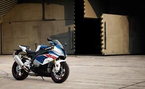 BMW Motorrad Test-Camp Neue Modelle Bild 7 S1000RR