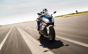 BMW Motorrad Test-Camp Neue Modelle Bild 8 S1000RR