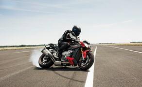 BMW Motorrad Test-Camp Neue Modelle Bild 9 S1000R
